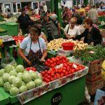 închidere piețe protest