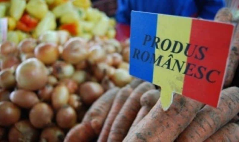 produse românești