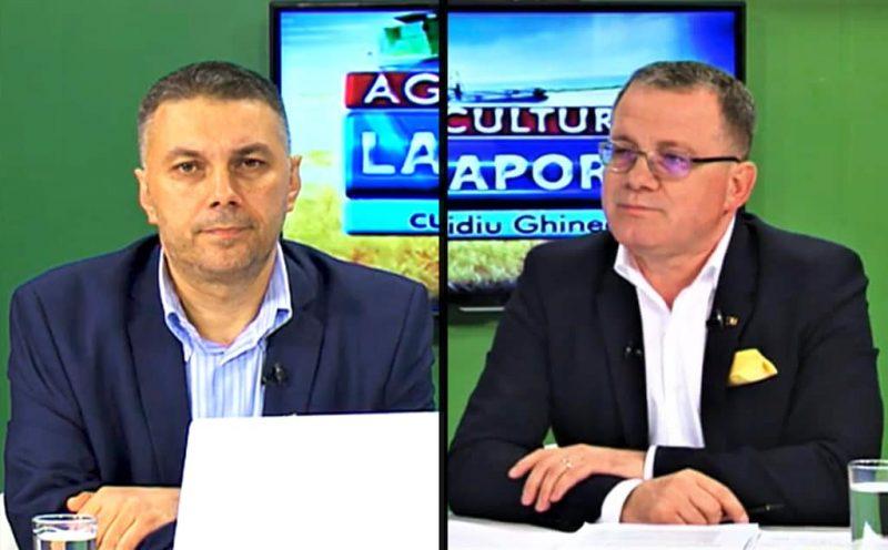 Agricultura la Raport Adrian Oros