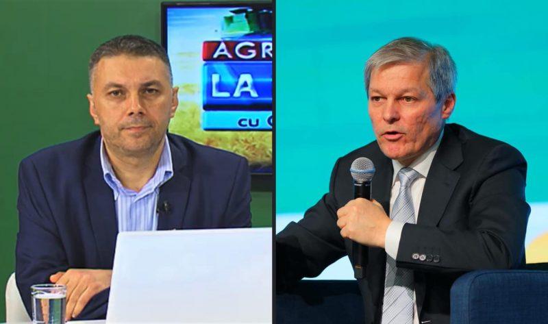 Agricultura la Raport Dacian Cioloș