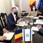 colaborare romania-israel