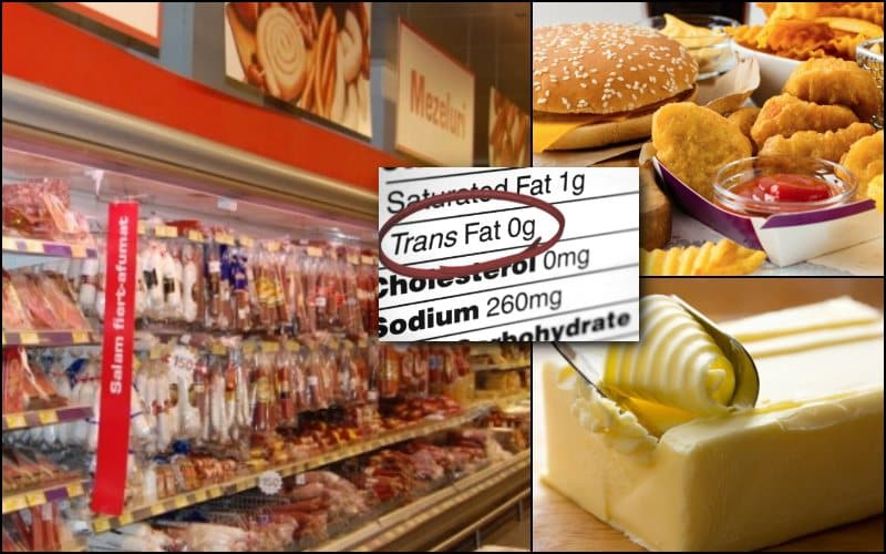 Legea care va BULVERSA industria alimentara, adoptata! Continutul de acizi grasi trans LIMITAT in Romania