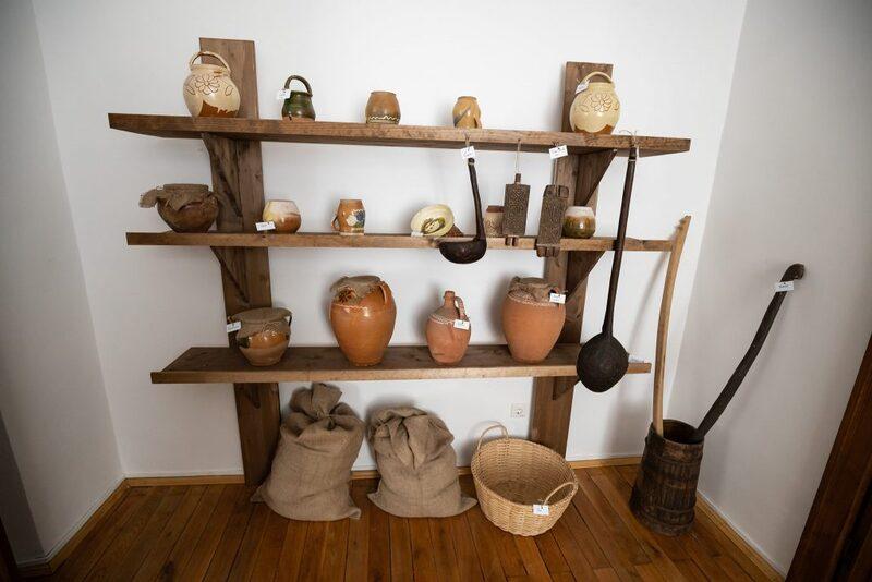Obiecte tradaitionale Muzeu Vergu Manaila