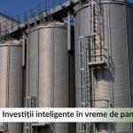 investitii in pandemie