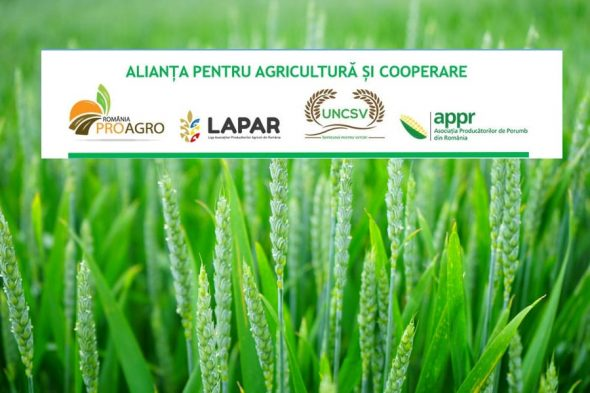 mesajul agricultorilor