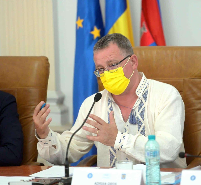 Ministrul Oros anunță investiții consistente în depozitare și procesare pentru echilibrarea deficitului comercial